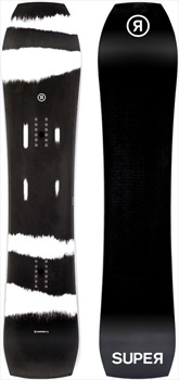 Ride SuperPig Hybrid Camber Snowboard, 142cm 2020