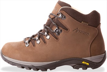 Anatom Q2 Ultralight Women's Leather Hiking Boots, UK 6.5 Chesnut
