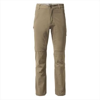 "Craghoppers NosiLife Pro II Trousers Walking/Hiking Pants, 34"" Pebble"