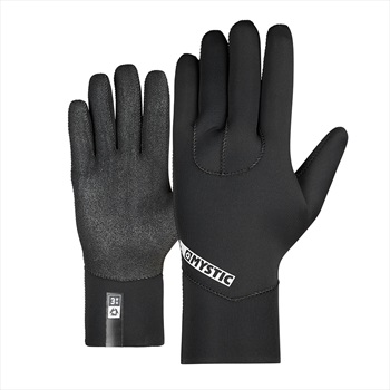 Mystic Star 3mm Wetsuit Gloves, XL Black 2020