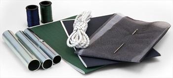 Coghlan's Nylon Tent Repair Kit Camping Tent Repair Pack, Green/Grey