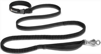 Ruffwear Roamer Leash Dog Walking/Running Lead Medium Black Obsidian