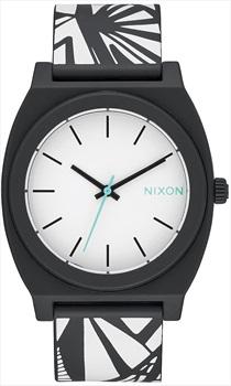Nixon Time Teller P Analogue Wrist Watch Black/Bleach