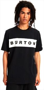 Burton Lowball Short Sleeve T-Shirt, L Black