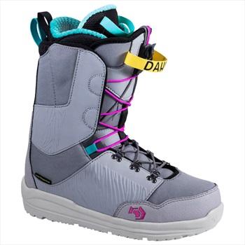 Northwave Dahlia SL Women's Snowboard Boots, UK 5.5 Grey 2019