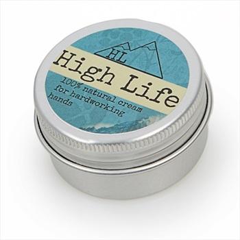 High Life Bergamot Tin Cream Hand Balm, 28g 100% Natural