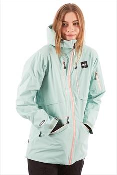 Picture Haakon Women's Ski/Snowboard Jacket, S Almond Green
