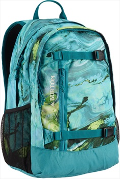 Burton Kid's Day Hiker Snowboard Backpack, 20L Satellite Print