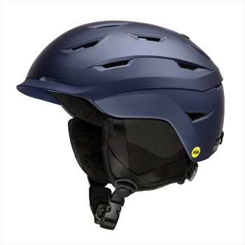Smith Womens Liberty Snowboard/Ski Helmet, S Matt Metallic Ink