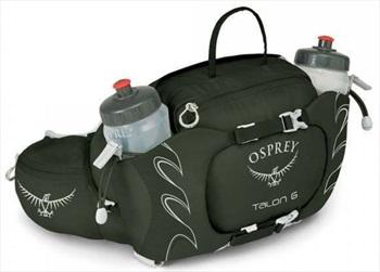 Osprey Talon 6 Waist Pack Multi-Activity Bumbag, 6L Yerba Green