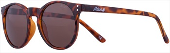 Melon Echo Amber Polarized Sunglasses, Tortoise