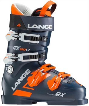 Lange RX 120 L.V. Ski Boots, 29/29.5 2019