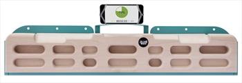 Zlagboard Evo Training Board With Phone App O/S Wood