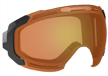 Bern Juno Ex Display Ski/Snowboard Goggles Spare Lens, Orange