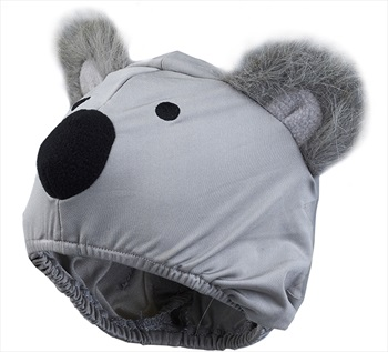 Coolcasc Animals Ski/Snowboard Helmet Cover, One Size, Koala