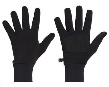 Icebreaker Sierra Merino Wool Gloves, XS Black