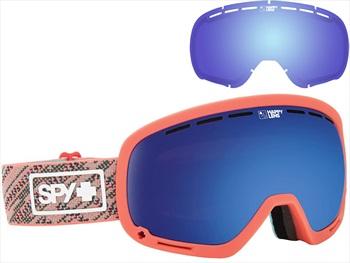SPY Marshall Snowboard/Ski Goggles Knit Blush