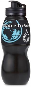 Water-To-Go Pro Bottle Set Pro Cap Travel Water Filter Bundle