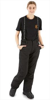 Five Seasons Evron Women's Ski/Snowboard Pants, M Black