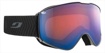 Julbo Alpha Spectron 2 Snowboard/Ski Goggles, L Black