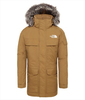 The North Face McMurdo Parka Down Insulated Jacket, L British Khaki