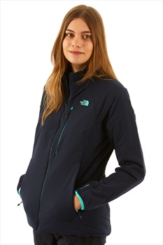 The North Face Womens Ventrix Womens Insulated Jacket UK 14 Urban Navy