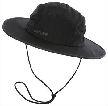 Chaos Stratus Sombrero CTR Waterproof Wide Brim Hat, L/XL Black