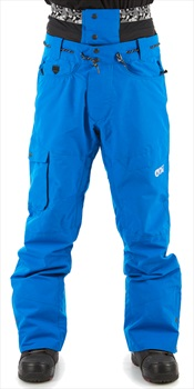 Picture Under Ski/Snowboard Pants, XXL Blue