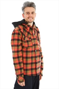Saga Workwear Ski/Snowboard Insulated Jacket, M Grenadine