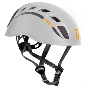 Singing Rock Adult Unisex Kappa Rock Climbing Helmet, 53-62cm Grey