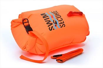 Swim Secure Dry Bag Wild Swimming Pack, 50L Orange