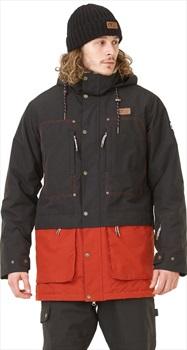Picture Dann Ski/Snowboard Jacket, XL Black