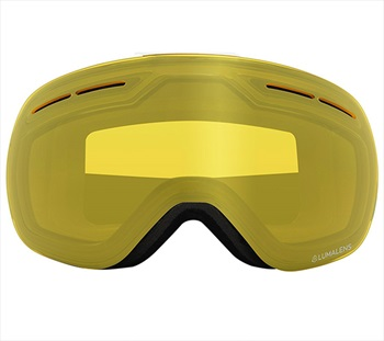 Dragon X1s Snowboard/Ski Goggle Spare Lens, Photochromic Yellow