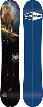 Never Summer West Split Rocker Camber Split Snowboard X160cm Wide 2019