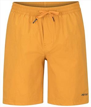 "Marmot Allomare Short Hiking Shorts, 32"" Aztec Gold"
