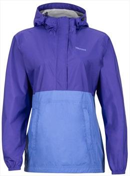 Marmot PreCip Anorak Women's Waterproof Shell - XS, Electric Purple