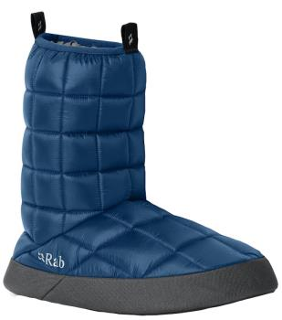 Rab Hut Boot Insulated Camping Bootie, UK 9-10 Ink