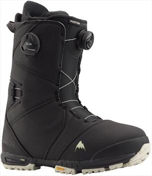 Burton Photon BOA Wide Men's Snowboard Boots, UK 6 Black 2020