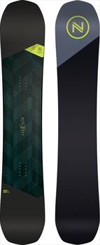 Nidecker Merc Hybrid Camber Snowboard, 159cm 2020