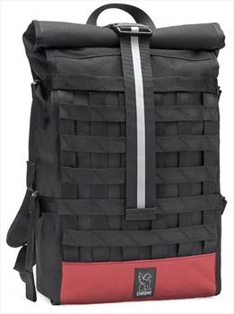 Chrome Adult Unisex Barrage Pro Backpack, 85L Brick/Black