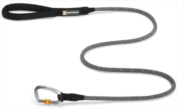 Ruffwear Knot-a-Leash Dog Walking Lead - 1.5m X 7mm, Granite Gray