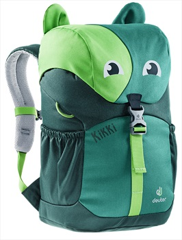 Deuter Child Unisex Kikki Children's Backpack, 6L Alpinegreen-Forest