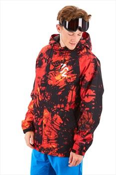 thirtytwo Grasser Snowboard/Ski Jacket, XL Red/Black
