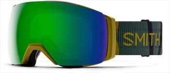 Smith I/O MAG XL CP Sun Green Snowboard/Ski Goggles, L Spray Camo