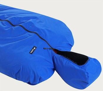 Buffalo Lightweight Outer Sleeping Bag - M, Royal Blue