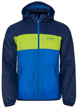Kilpi Child Unisex Ahorn Junior Waterproof Jacket - Age 5-6, Blue