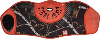 Airhole Standard Wing Ski/Snowboard Face Mask, M/L,Night Camo,Neoprene
