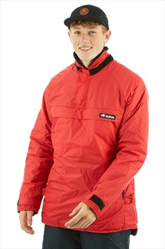 Buffalo Special 6 Shirt Pullover Technical All Weather Jacket M Red