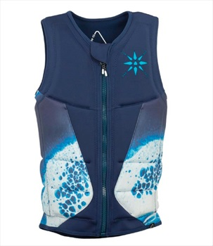 Follow Stow Ladies' Impact Vest, L Navy