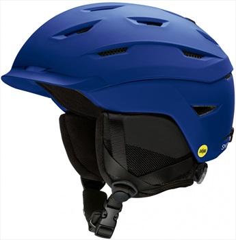 Smith Level MIPS Snowboard/Ski Helmet, L Matte Klein Blue